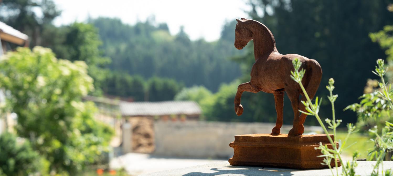 Pferdegestütztes Coaching auf der Kulturfarm