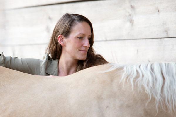 Natural Horsemanship auf der Kulturfarm